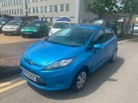 2010 Ford Fiesta 1.6 TDCi ECOnetic DPF 5dr Manual