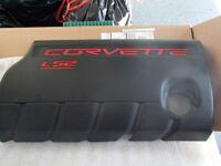 Corvette C6 Fuel Rail Covers