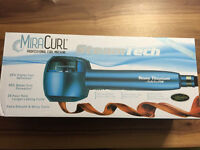 1/2 PRIX NEUF Pro MiraCurl STEAMTECH babyliss