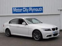 2011 61 BMW 3 SERIES 2.0 318D PERFORMANCE EDITION 4D 141 BHP DIESEL
