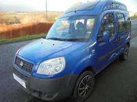 Fiat Doblo Active 2 berth campervan conversion motorhome for sale UNDER OFFER