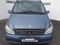 Mercedes Viano EXTRA LONG AMBIENTE 6STR