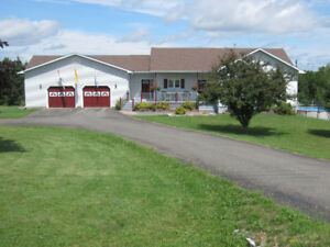 Ranch Style Bungalow for sale in Scenic St. John River Valley