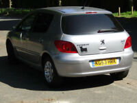 Peugeot 307 1.6 16v S**SUPER LOW MILEAGE PETROL AUTOMATIC**FSH + CAMBELT**
