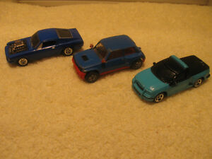 THREE INTERESTING OLD DINKY TOYS