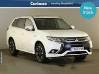 2016 Mitsubishi Outlander 2.0 PHEV GX4h 5dr Auto - SUV 5 Seats SUV Petrol/Plugin
