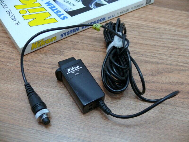 Nikon MC-12 remote