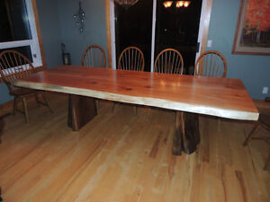 Hand crafted tables by Deep Forest in fanny bay Comox / Courtenay / Cumberland Comox Valley Area image 7
