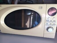 Next Cream Microwave