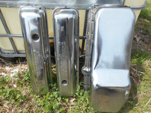 Edelbrock Chrome Covers