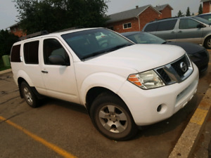 2008 Nissan pathfinder for sale