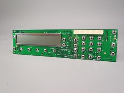 Ricoh Op-port Ii 5475-6019 Fax Machine Copier Board Display And Control Panel