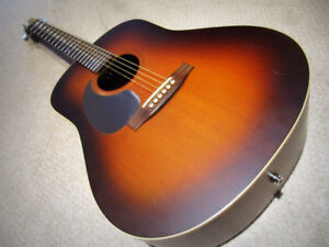 LEFT HAND Seagull S6 Acoustic Electric - $295