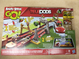 Angry Birds Telepods Game