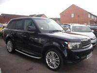 2009 LAND ROVER RANGE ROVER SPORT 3.0 TD V6 HSE 5dr Auto