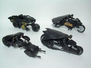 BATMAN - Dark Knight Bat Cycles & Bat-Pods $13—$22
