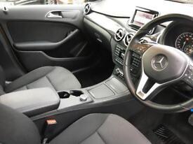 Mercedes-Benz B Class B200 CDI BLUEEFFICIENCY SE (other) 2013-01-21