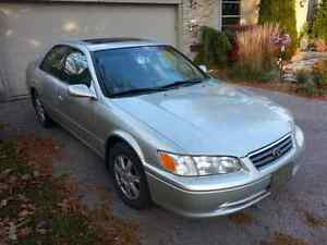 2001 Toyota Camry LE auto very reliable