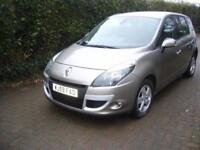 Renault Scenic 1.4 TCe ( 130bhp ) Tom Tom Edition