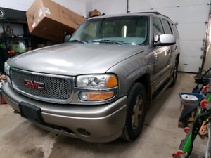 01 Yukon Denali PART OUT!