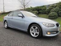 2011 BMW 320d SE COUPE **FULL LEATHER**