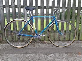 Dawes Realm Rider 1960s Large Tourer Hybrid Road Bike Vintage Retro Cl