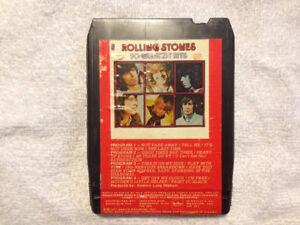 8 Track Rolling Stones