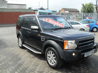 Land Rover Discovery 3 2.7TD V6 2007 XS