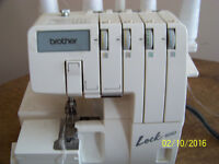 Brother lock 929D serger