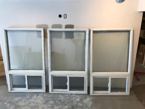 Bay Window or 3 individual windows for sale