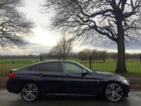 2014 64 BMW 4 SERIES 3.0 435D XDRIVE M SPORT GRAN COUPE 4D AUTO 309 BHP DIESEL