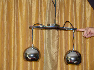 Retro pendant light, bedside lamps