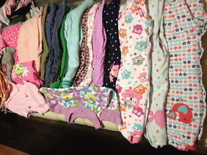 Size 12 month baby girl lot Peterborough Peterborough Area image 2