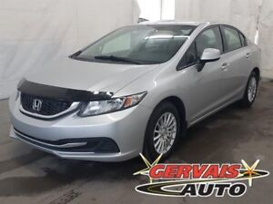 Honda Civic LX A/C MAGS Bluetooth 2013