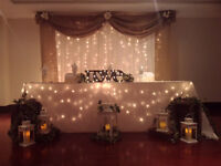Need decor for your rustic wedding?