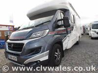 Auto-Trail Mohawk 'Garage' Motorhome MANUAL 2014/64