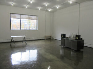 Commercial / Residential Lofts for Rent Mile Ex / Little Italy