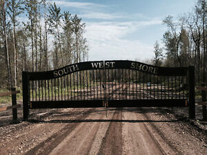 ** Lake lot on Lesser Slave Lake ** only 2.5 hours from GP