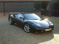 2003 Ferrari 360 3.6 Spider 2dr Convertible Petrol Manual