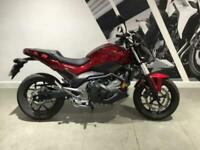 2020 Honda NC750 750 SA ABS Naked Petrol Manual