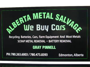 $150 FOR ANY COMPLETE CAR OR TRUCK