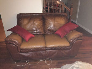 Leather couch and love St. John's Newfoundland image 2