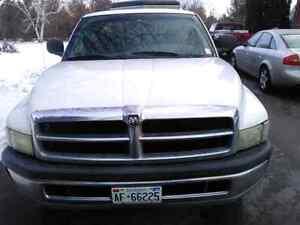 NEW PRICE:  2001 Dodge Ram 1500