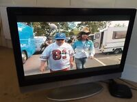 Large 42inch JVC flat screen TV