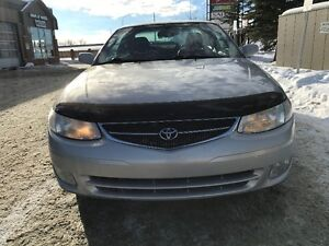 2000 Toyota Solara SE Coupe (2 door)- Super Charged