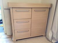 Mamas and Papas changing table / chest of drawers