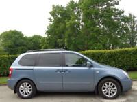 2007 KIA SEDONA 2.9CRDi AUTO**7 SEATER + BARGAIN OF THE WEEK**