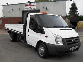 2011 FORD TRANSIT LWB 14FT ONE STOP DROPSIDE, 86K MILES, EXCELLENT CONDITION!