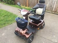 Mobility scooter less then a year old like new £500