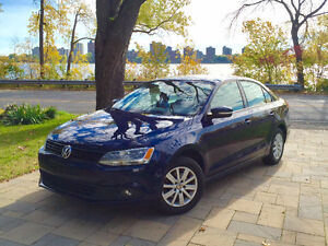 2011 Volkswagen Jetta Comfortline Sedan + Winter Tires